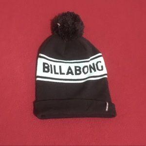 Billabong never worn beanie skater winter